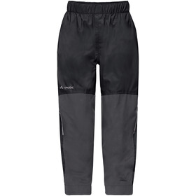 VAUDE Escape VI Pantalon Enfant, black uni